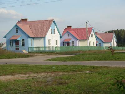 Agro-town Novye Samoteyevichi