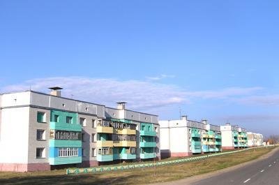 Agro-town Tupichino