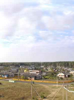 Agro-town Krapivnya